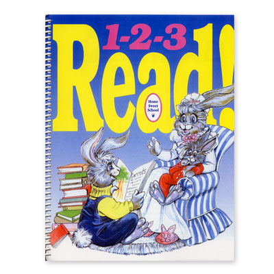 Weaver 1-2-3 Read! Student Workbook