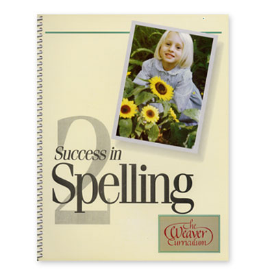 Weaver Success in Spelling Level 2