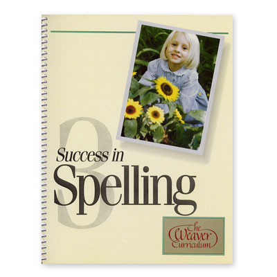 Weaver Success in Spelling Level 3