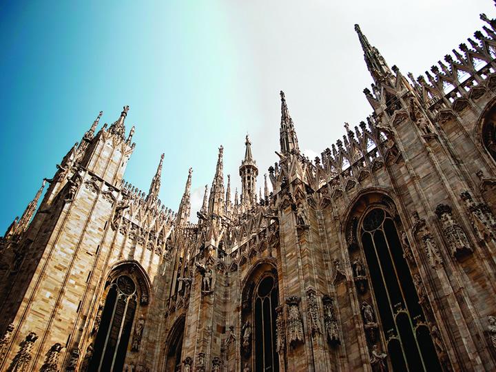 M.A. in Italian Studies