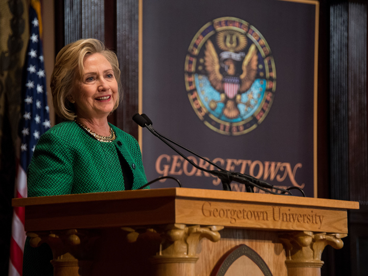 Hillary Rodham Clinton Fellowship Program