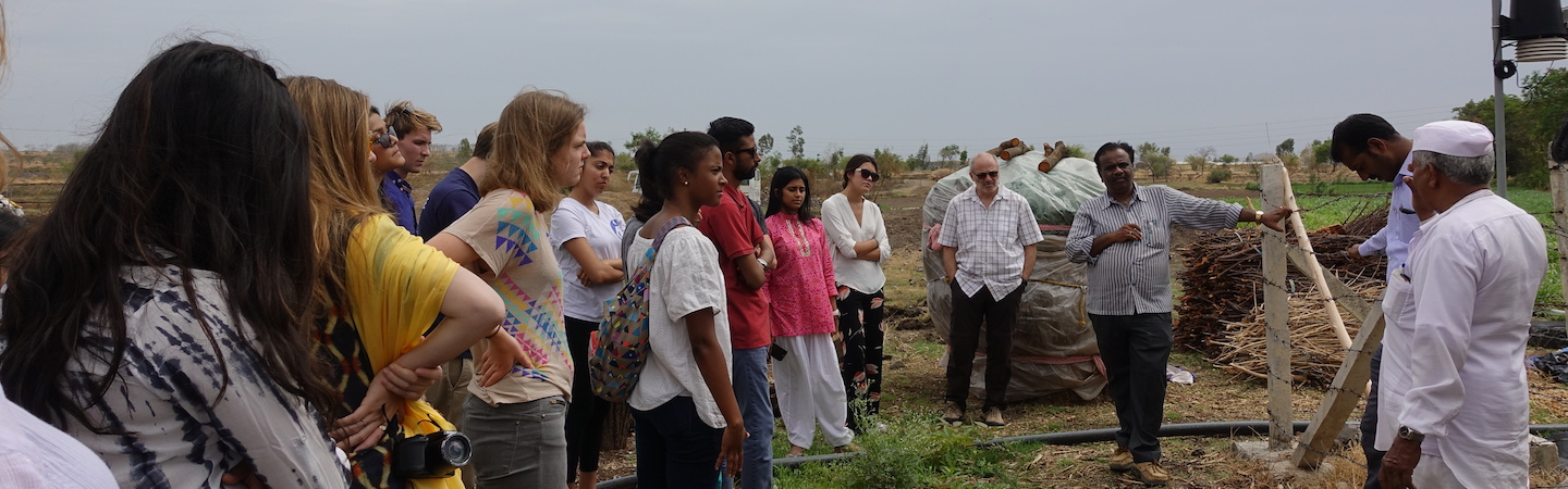 India Innovation Studio: Designing for Droughts