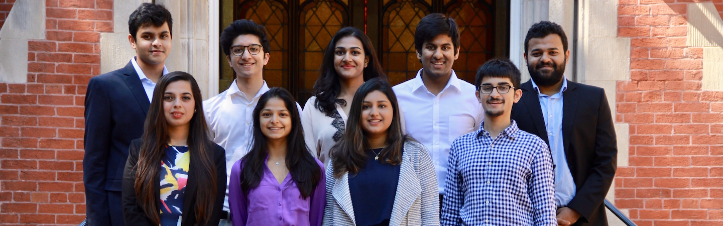 India Initiative Student Fellows