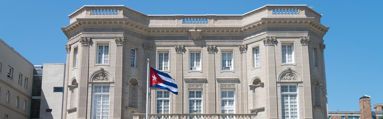 Cuban Embassy in Washington D.C.