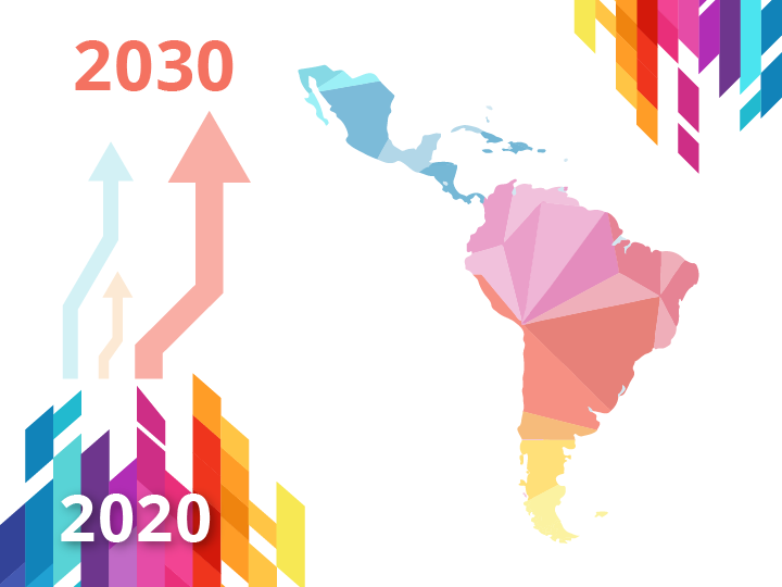 Promotional image for A New Decade of Opportunities for Latin America
