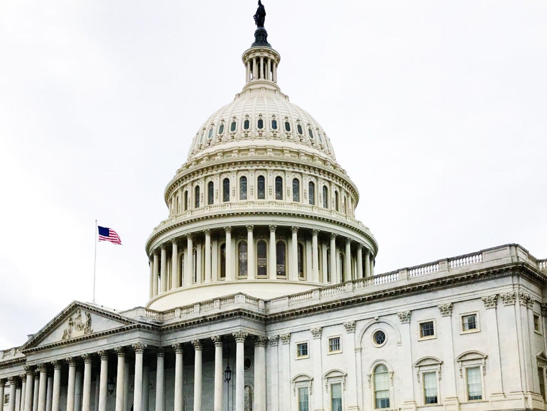 US Congress building