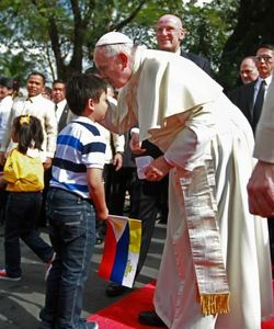 "Resisting the ""Throwaway Culture"": Pope Francis' Message on Human Life and Dignity"