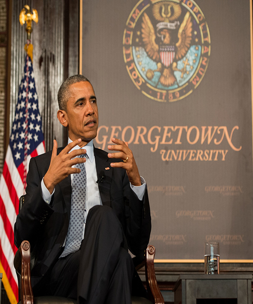 Poverty in America: A Panel Discussion with President Barack Obama