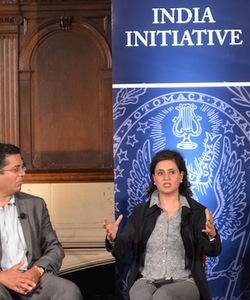 A Conversation with Rajdeep Sardesai and Sagarika Ghose