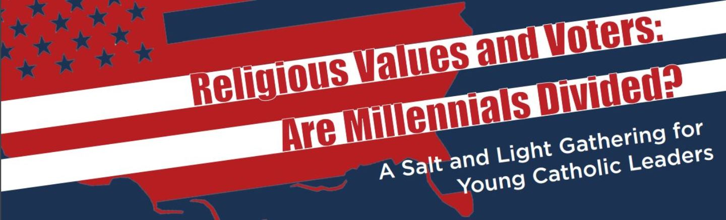 Religious Values and Voters: Are Millennials Divided?
