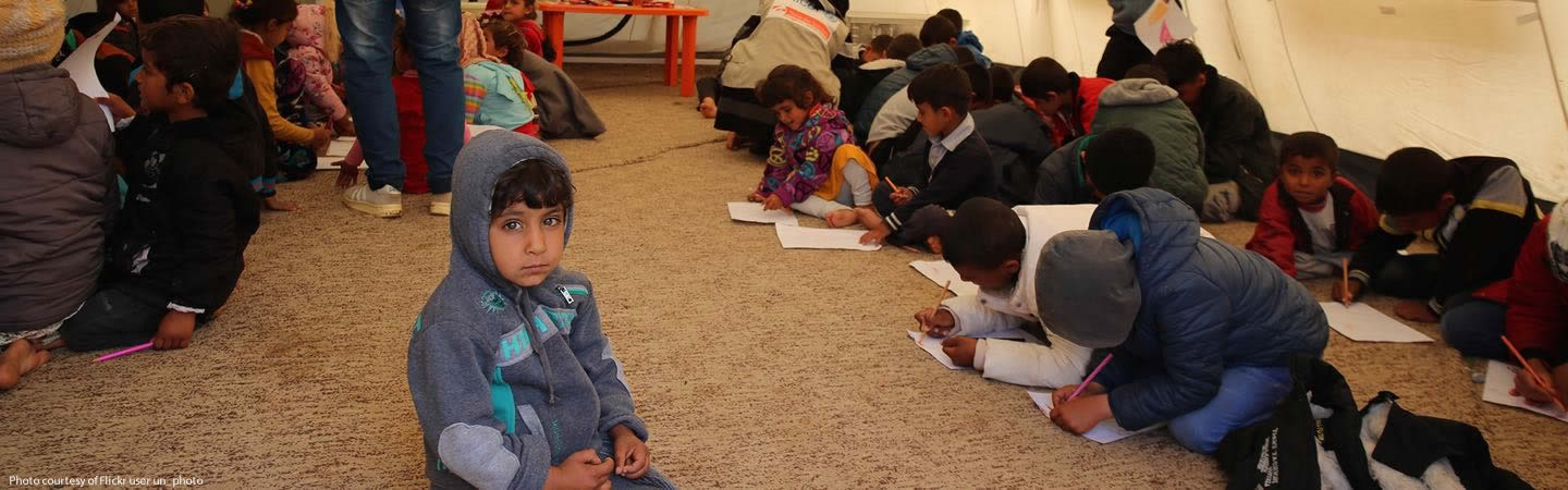 Syrian Refugee Children: Assessing and Addressing Developmental and Mental Health Issues
