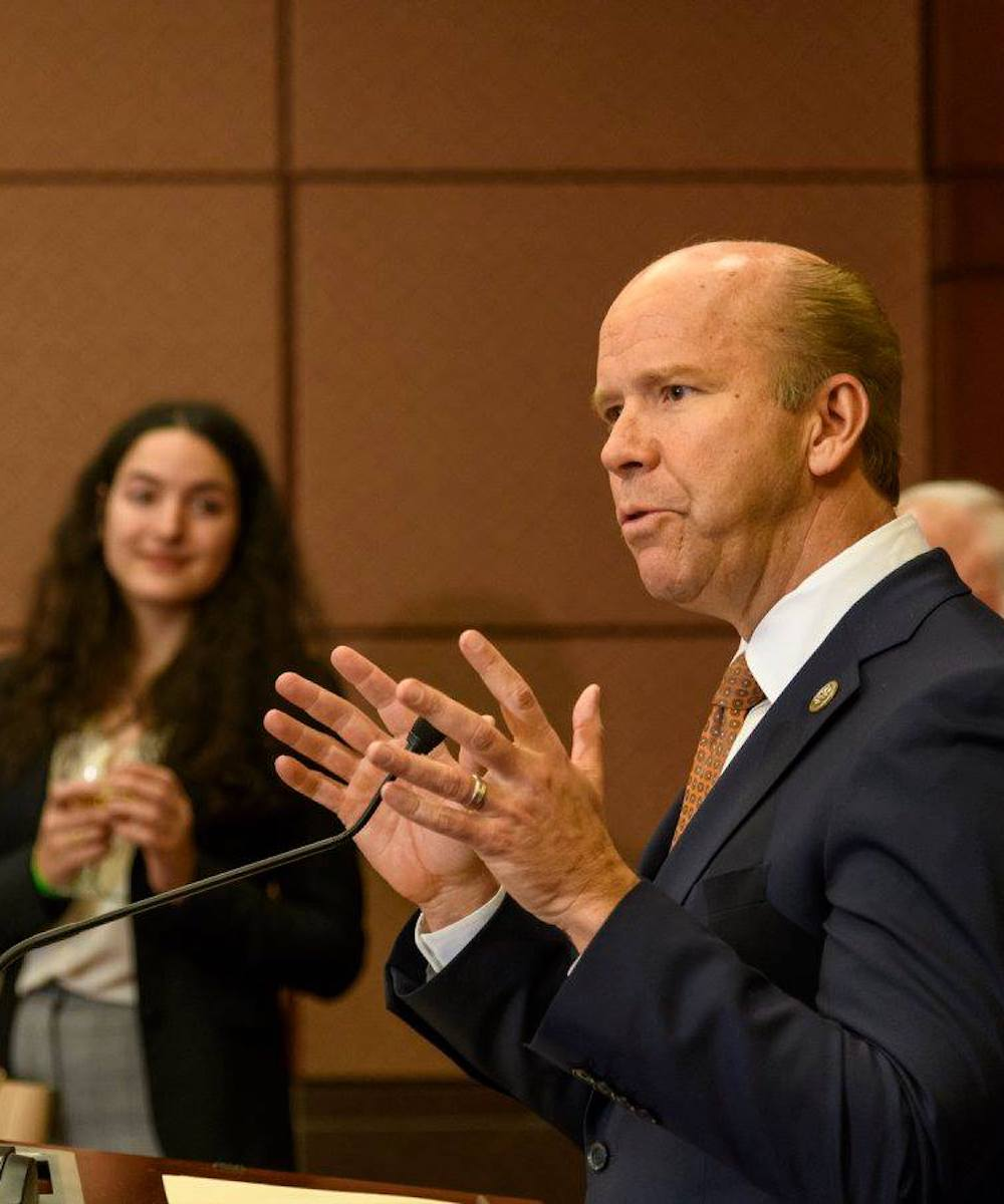 Rep. Delaney reflects on his experiences reaching across the aisle and creating bipartisanship on Capitol Hill.