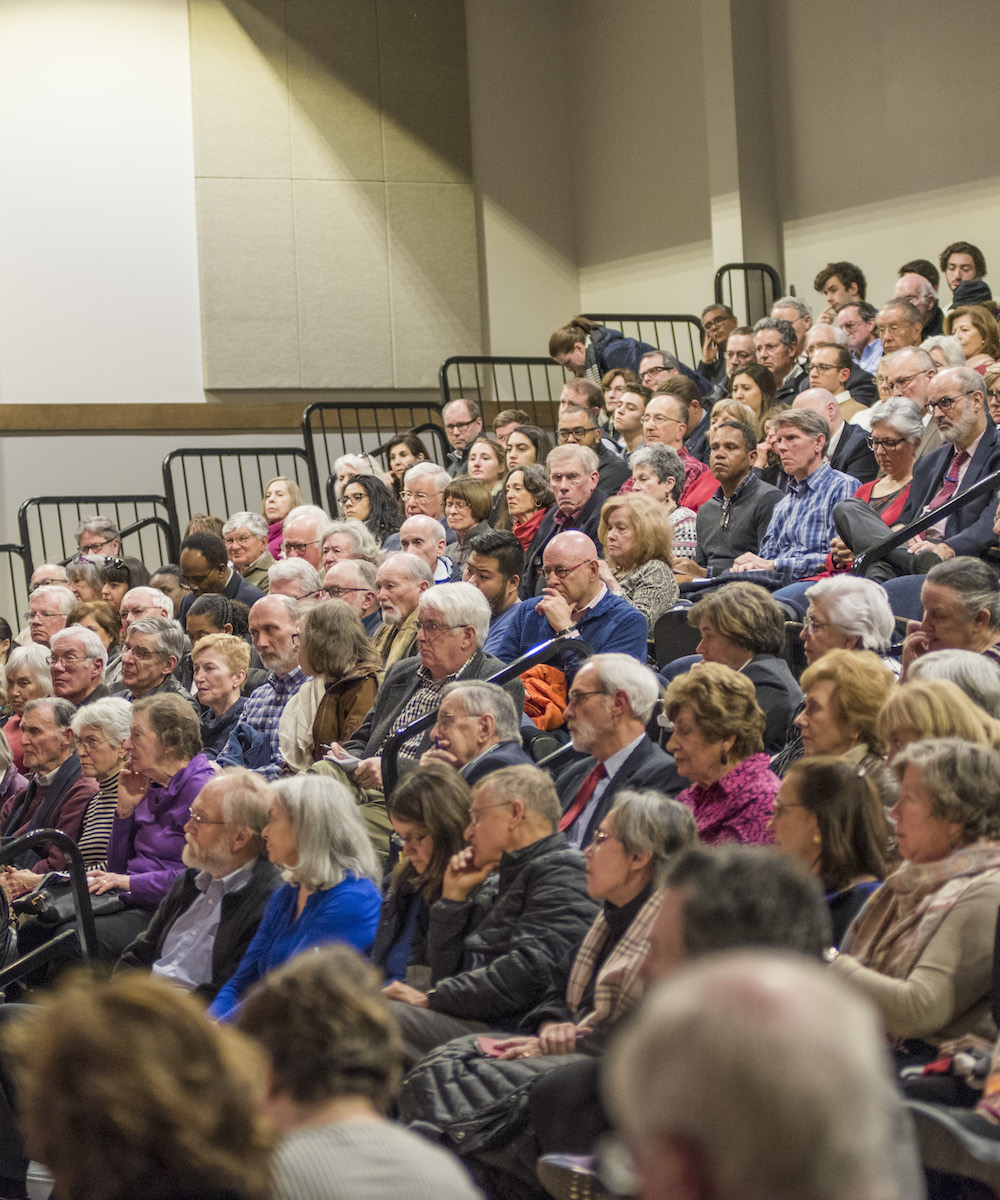 A lot of people joined us for this important and timely Dialogue.