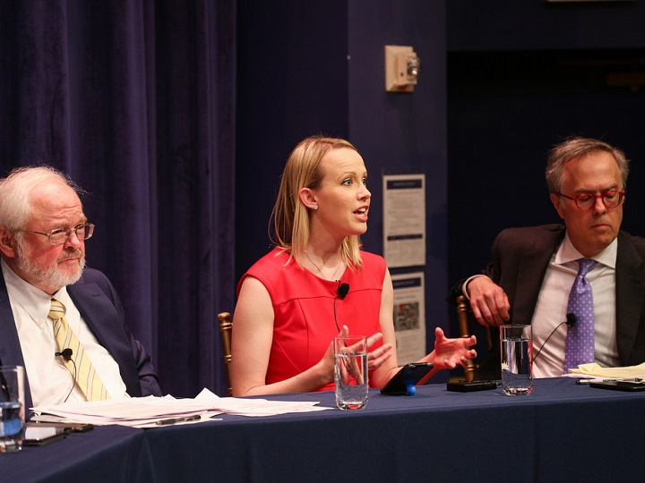 Emily Ekins discusses data on religious affiliation and politics