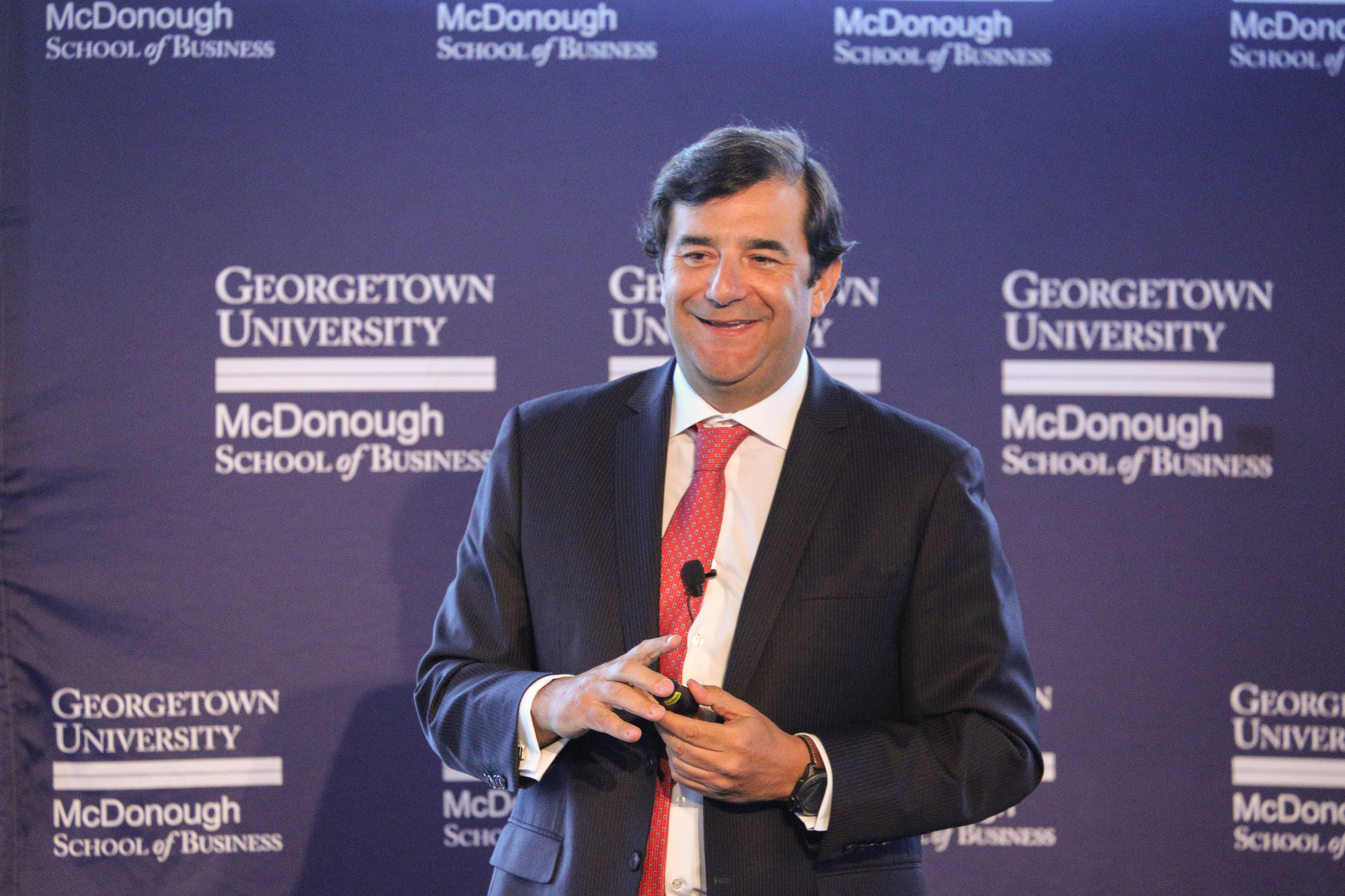 Cesar Cernuda, president of Microsoft Latin America