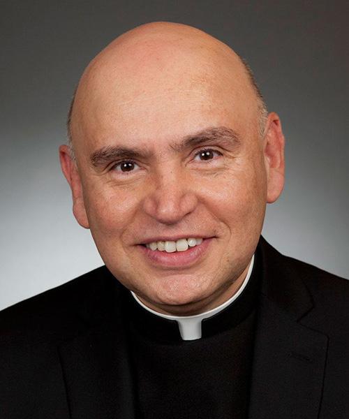 Bishop Mario Dorsonville