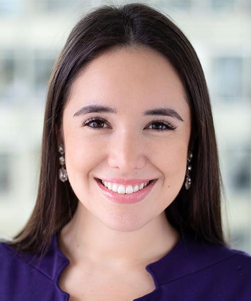 Alma Caballero (SFS'13, G'15)