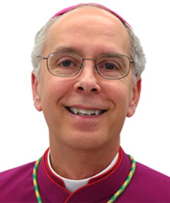 Bishop Mark Seitz