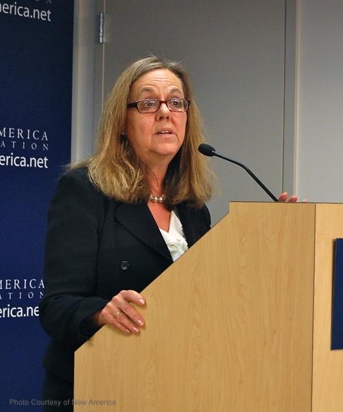 Professor Joan Lombardi