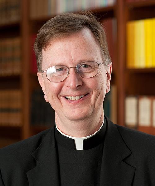 Fr. Myles Sheehan, S.J., M.D.