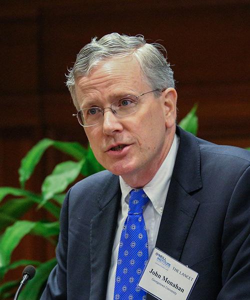 John Monahan, J.D.