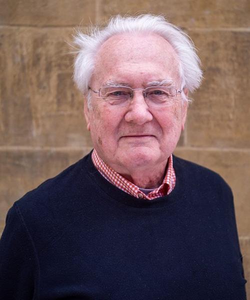 Professor Peter Rona