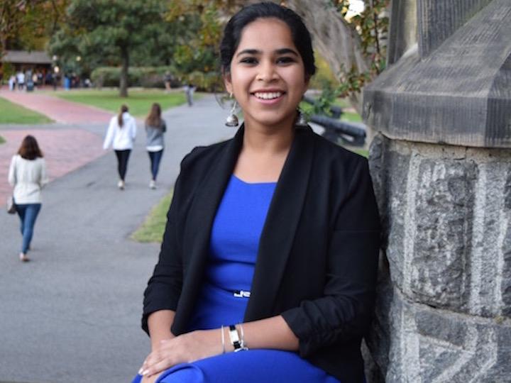 Student Spotlight: Devika Ranjan