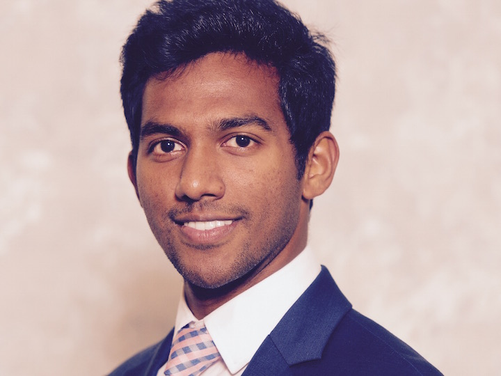 Deepak Addanki is Taking Full Advantage of the Georgetown Global MBA
