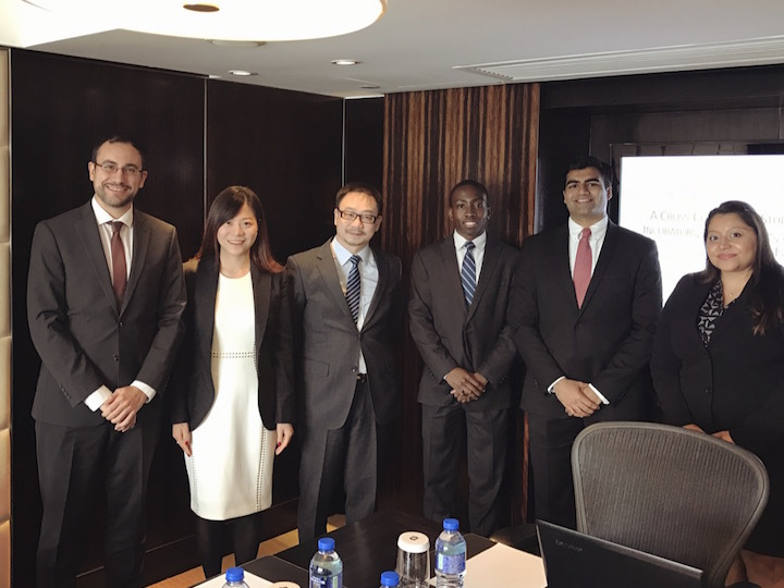The Global Business Experience: MBA Students Explore Hong Kong's Healthcare Market