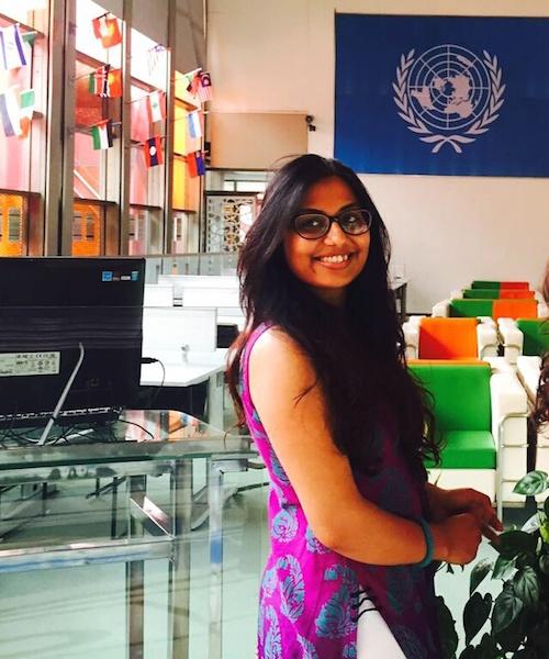 Student Spotlight: Sheetal Gaharwar