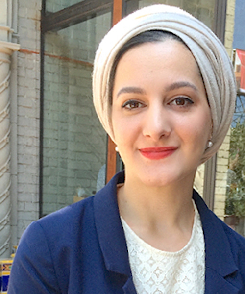 How Minorities Make History: The Work of ADF Fellow Reem Bailony