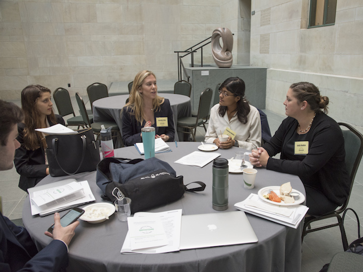 Team of Georgetown Students Compete in D.C. Public Health Case Competition