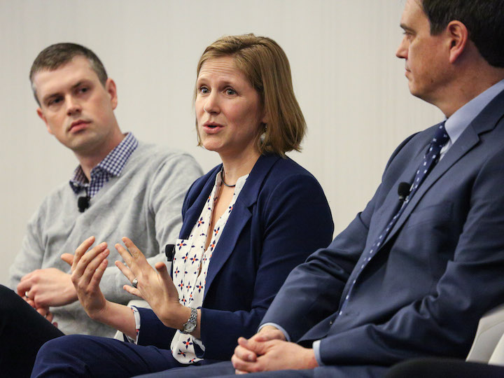 Georgetown Faculty Reflect on First Year of the Global Health Initiative