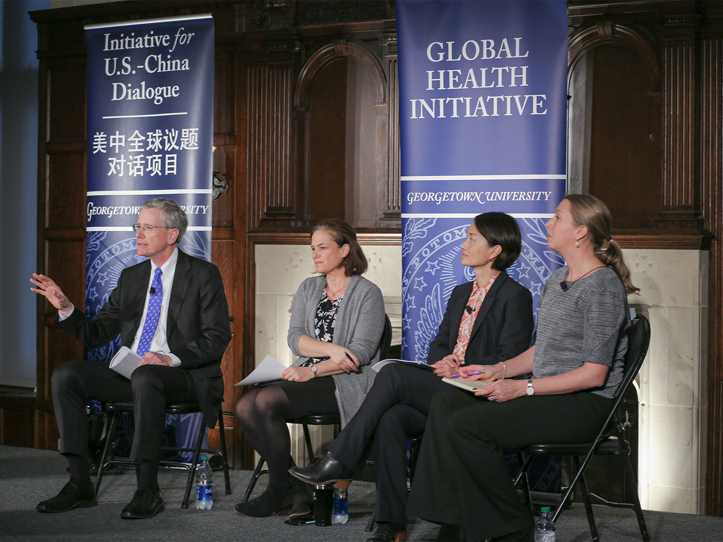 John Monahan Introduces the Expert Global Health Panel