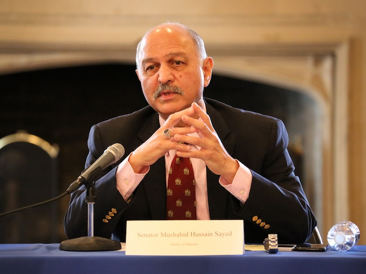 Pakistani Senator Mushahid Hussain Sayed offers his insights on potential diplomatic resolutions to the Kashmir dispute.