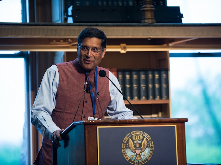 Chief Economic Advisor of the Government of India Arvind Subramanian discusses the future of India's economy in light of recent reforms.
