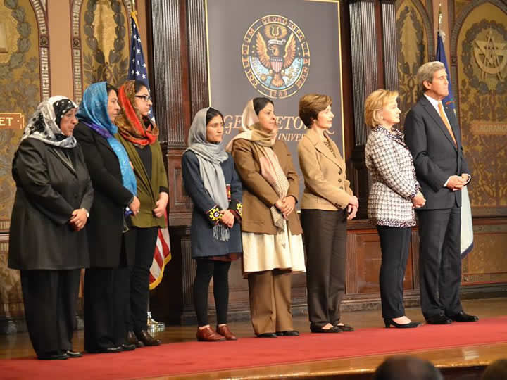 Georgetown Institute for Women, Peace and Security
