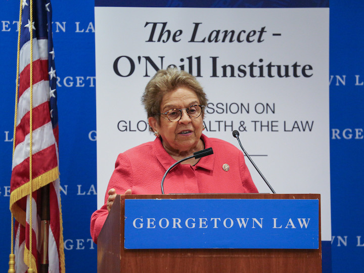 Rep. Donna Shalala (D-Florida) reflects on her time as secretary of health and human services