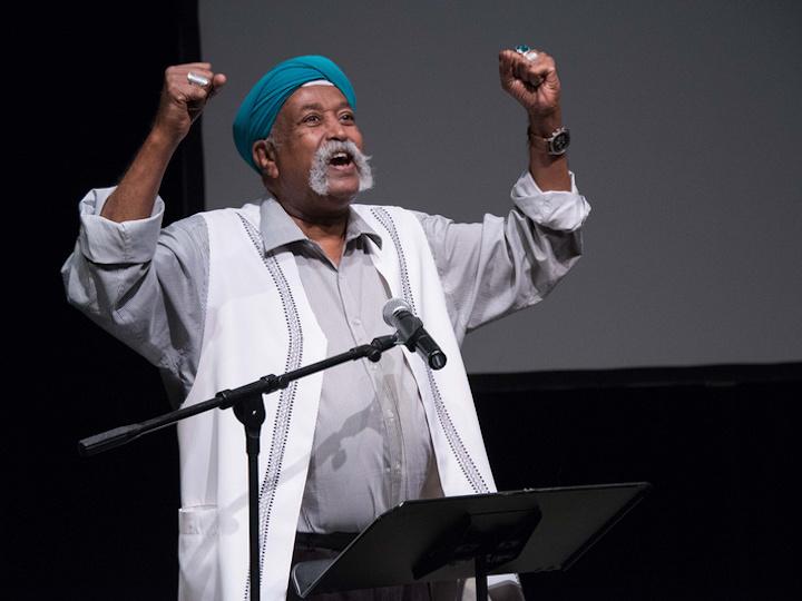 UNESCO Artist for Peace Ali Mahdi