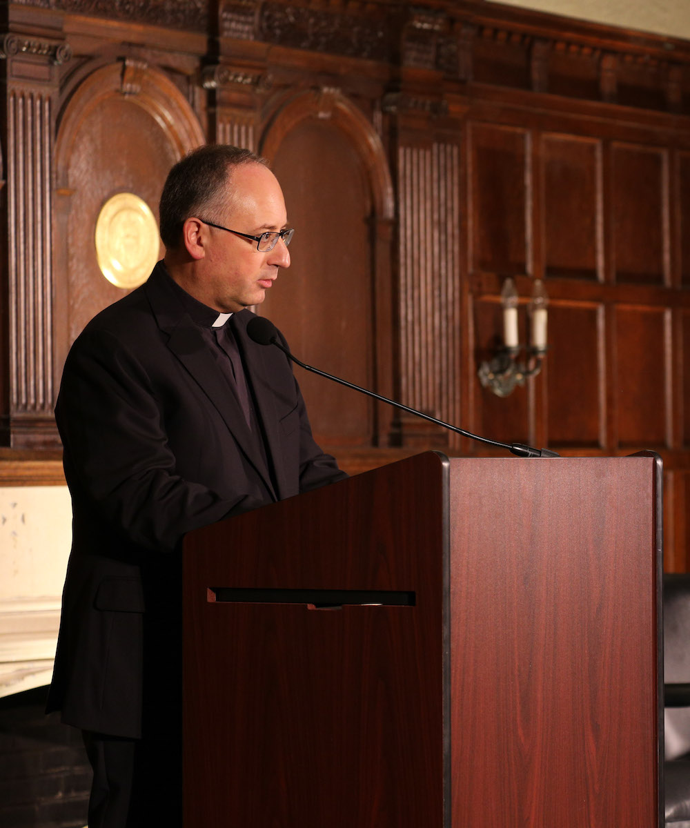 Father Spadaro speaks about his work with Pope Francis and the Pope's message for the Church and world.
