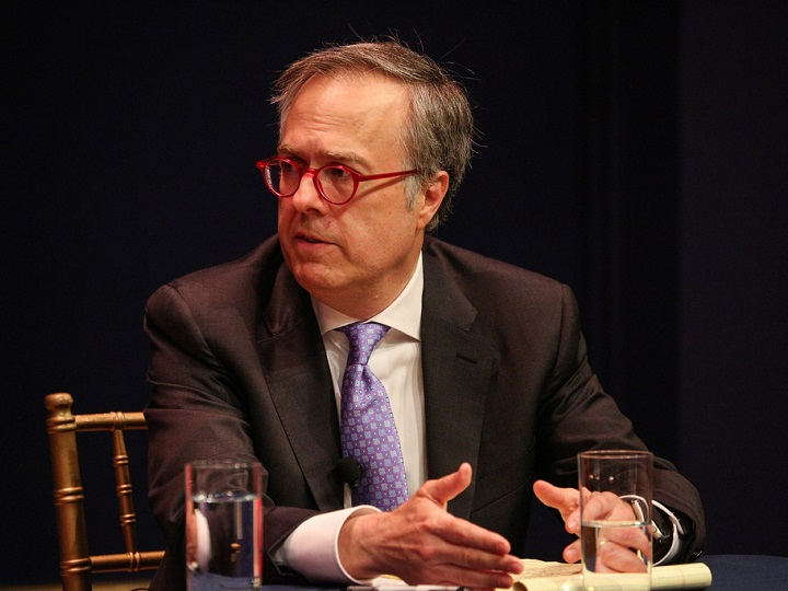 Michael Gerson speaks about the role of religion in the post-2016 Republican Party