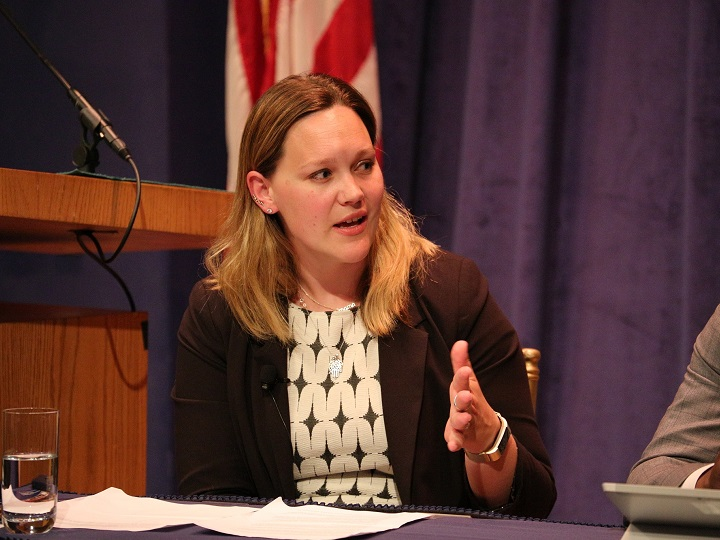 Elizabeth Podrebarac Sciupac shares some polling data on religion in the Democratic Party