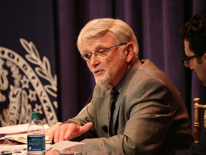 Cecil Roberts discusses the relationship between unions and the Democratic Party