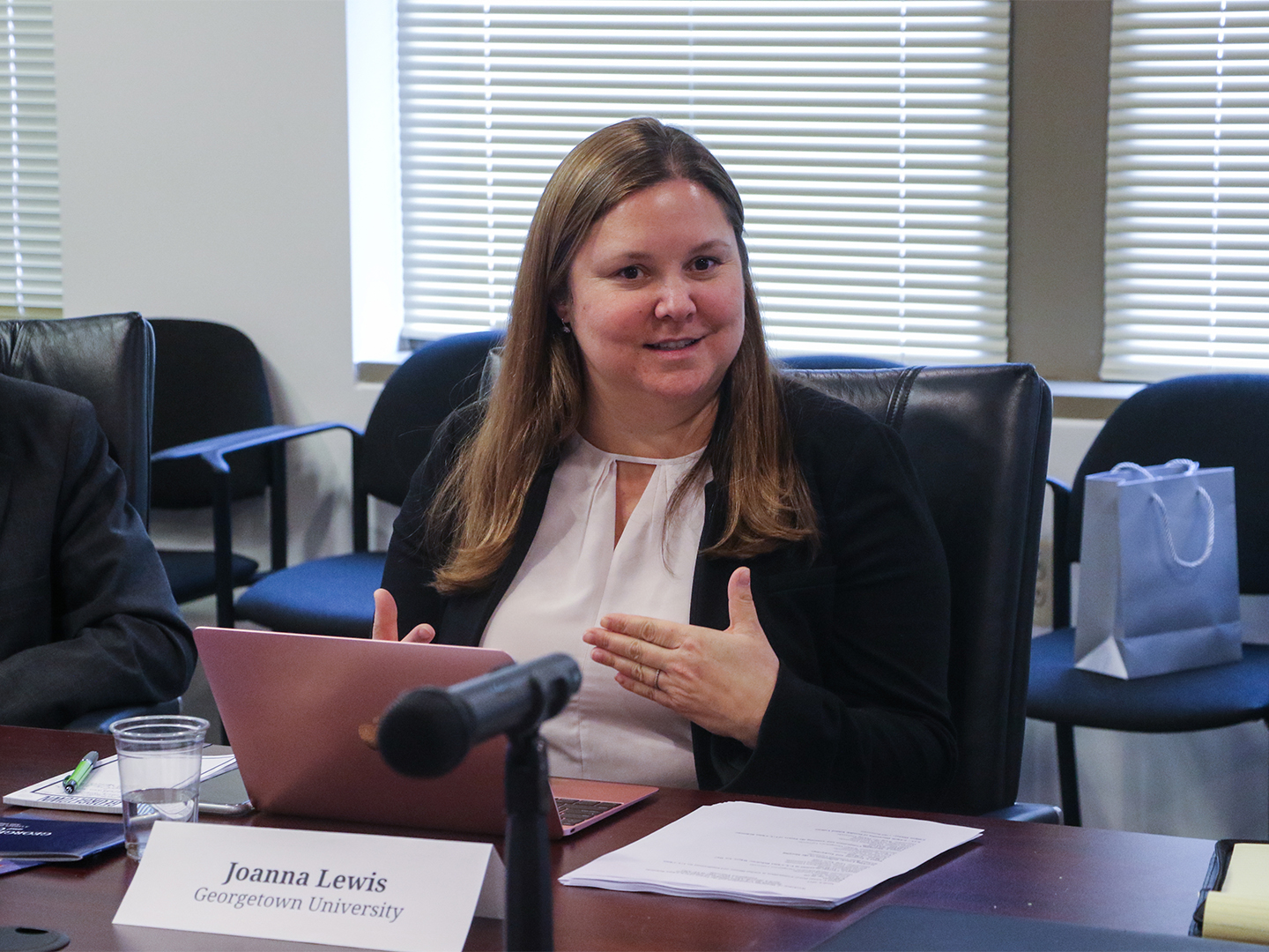 Professor Joanna Lewis provides insight on economic exchanges between the United States and China.