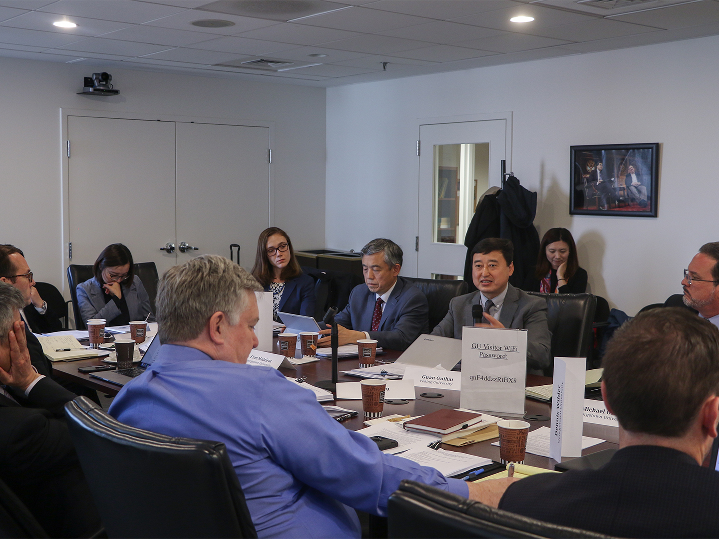 Professor Guan Guihai comments on the future of U.S.-China relations.