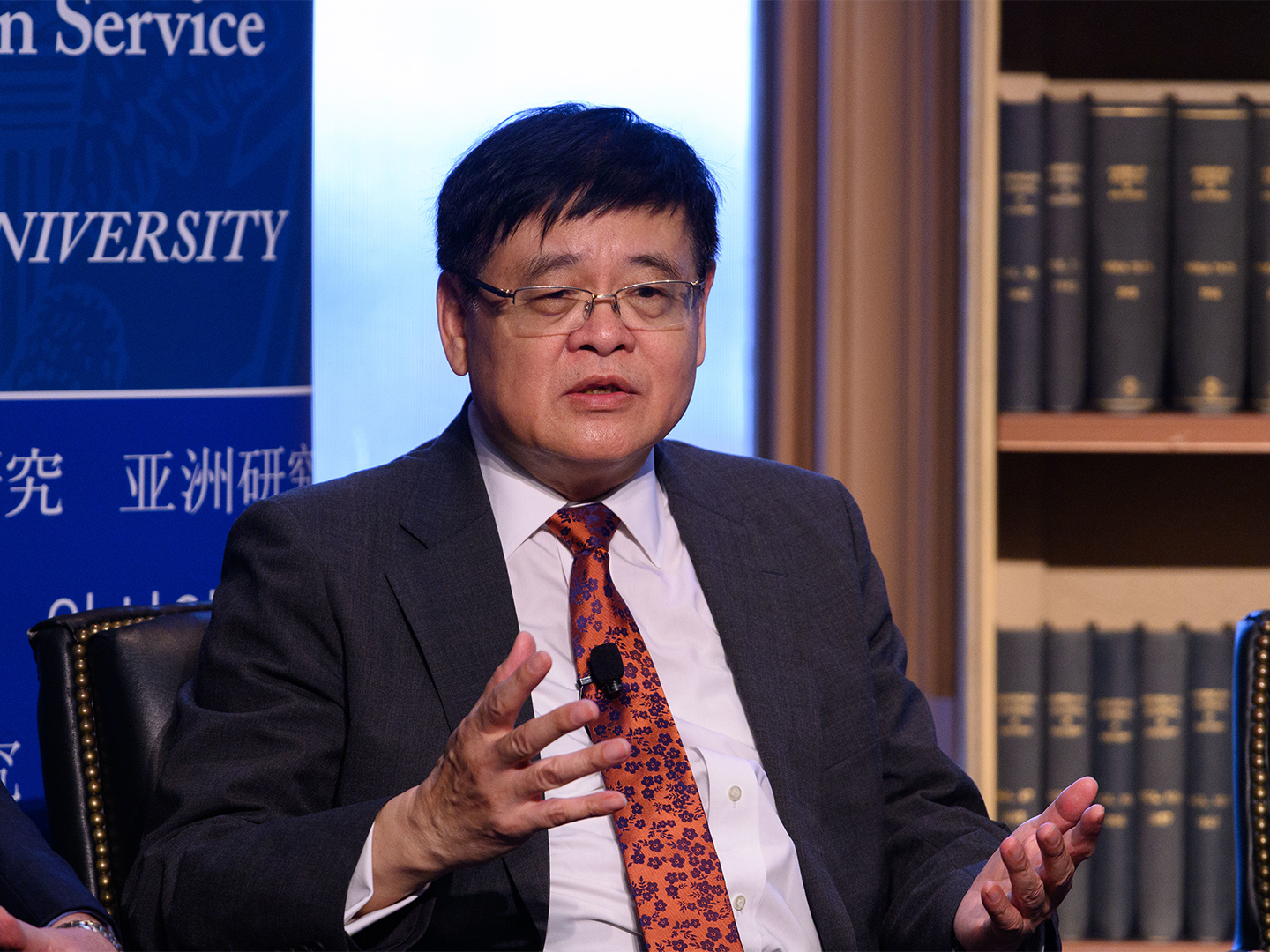 Professor Wang Jisi dicusses why he believes the United States and China are not entering a new Cold War.