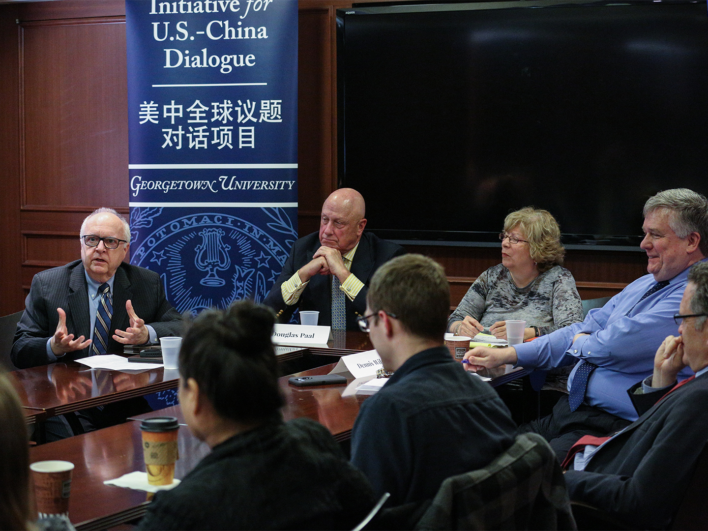 Robert Suettinger discusses the role of the National Security Council in the policy-making process during Tiananmen.