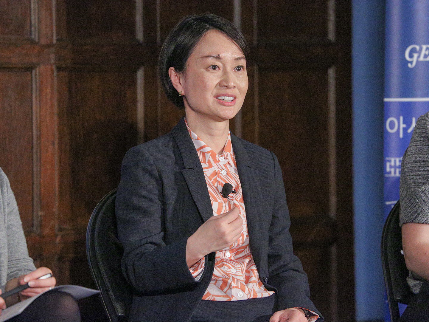 Jennifer Huang Bouey compares Chinas response to COVID-19 to the SARS outbreak in 2003.