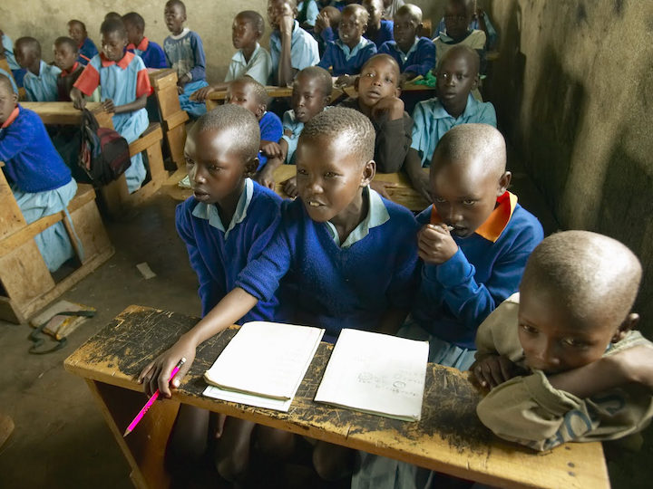 October 11: Education for Refugees in Africa