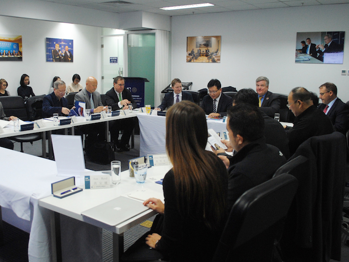 Research Workshop on China's Belt and Road Initiative and U.S.-China Relations